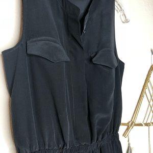 Madewell Dresses - Madewell | Silk Journey Shirtdress